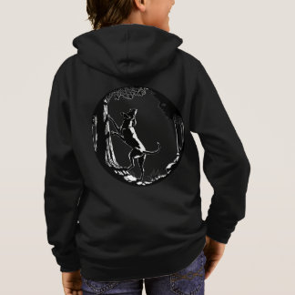 Hound Dog Hoodie Kid's Hunting Dog Hooded Shirts