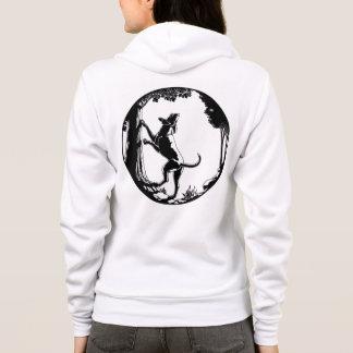 Hound Dog Hoodie Women's Hunting Dog Hooded Shirts