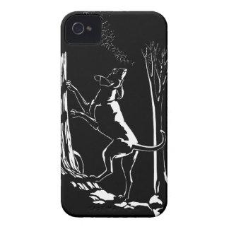 Hound Dog iPhone 4 Case Hunting Dog Art Case