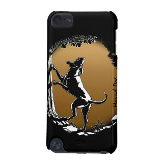 Hound Dog iPod Touch Case Hunting Dog Case
