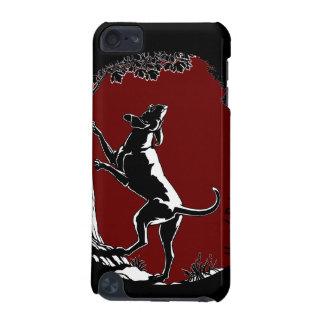 Hound Dog iPod Touch Case Hunting Dog Case