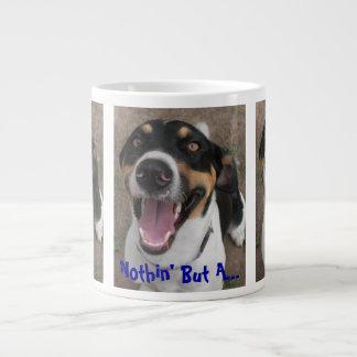 Hound Dog Jumbo Mug 20 Oz Large Ceramic Coffee Mug