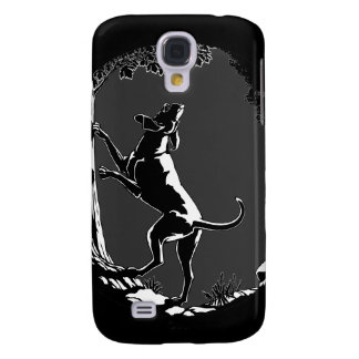 Hound Dog Samsung S4 Case Hunting Dog Galaxy Case Galaxy S4 Covers