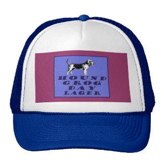 Hound Grog Day Blue Lager Cap