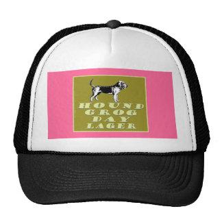 Hound Grog Day Gold Lager Cap