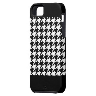 Hounds tooth pattern iPhone 5 case