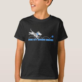 Hounds Unbound kids dark shirt. T-Shirt
