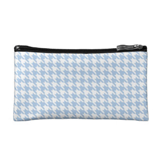 Houndstooth azul apacible