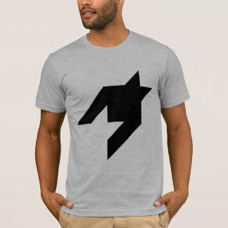 Houndstooth (Black) T-Shirt