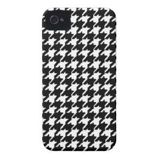 Houndstooth Blackberry Bold Case