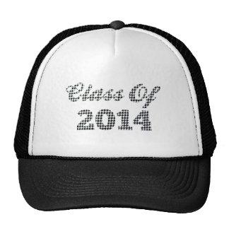 Houndstooth Class Of 2014 Trucker Hat