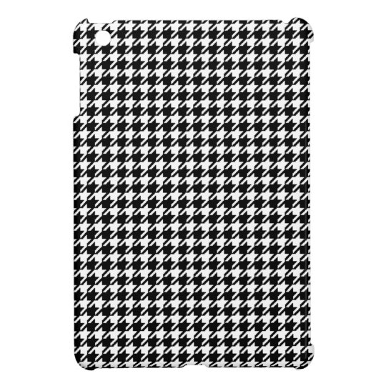 Houndstooth Cover For The iPad Mini