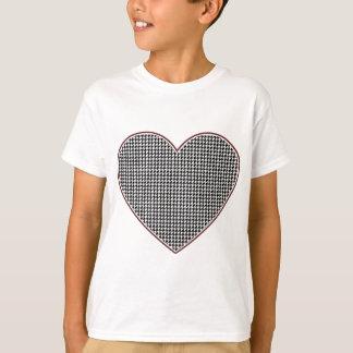 Houndstooth Heart (Tuscaloosa, Alabama) T-Shirt