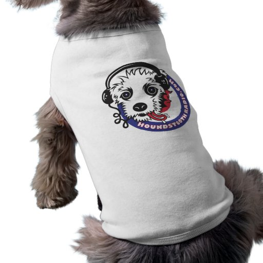 Houndstooth Hound T-Shirt Pet Shirt