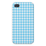 Houndstooth iPhone 4 Cases