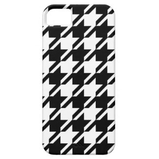 Houndstooth iPhone 5.0 Case iPhone 5 Cover