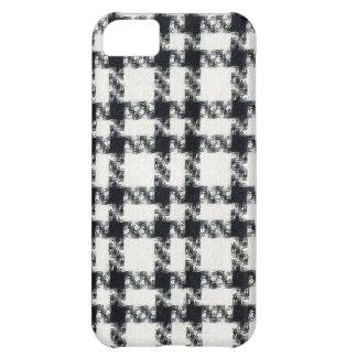 Houndstooth iPhone 5C Case