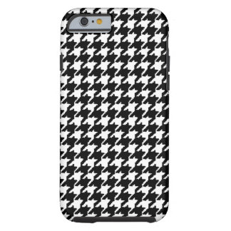 Houndstooth iPhone 6 case