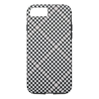 Houndstooth iPhone 7 case