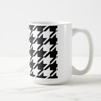 Houndstooth Mug