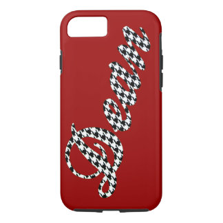 Houndstooth Name Dean iPhone 7 Case