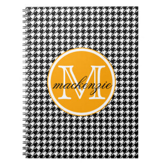 Houndstooth Notebook