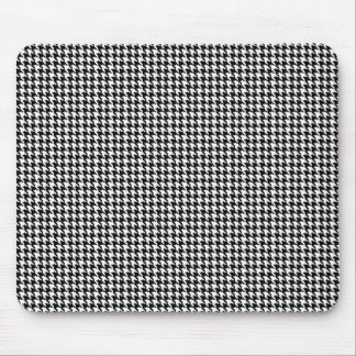 Houndstooth Personalized Mouse Pad