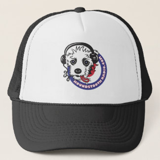 Houndstooth Radio Baseball Cap