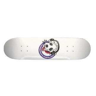 Houndstooth Radio Skateboard