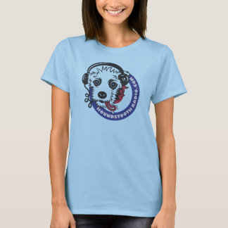 Houndstooth Radio Women's T T-Shirt