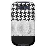 Houndstooth Samsung Galaxy S3 Case