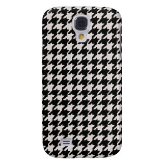 Houndstooth  samsung galaxy s4 cover