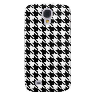 Houndstooth Samsung S4 Case