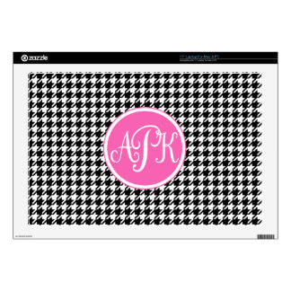 Houndstooth Laptop Decal