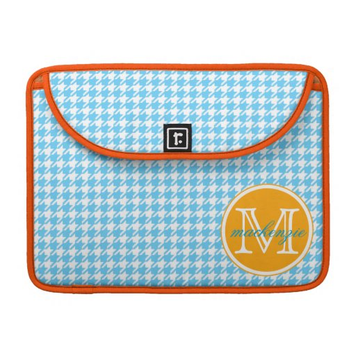 Houndstooth Sleeves For MacBook Pro