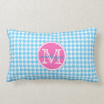 Houndstooth Throw Pillows