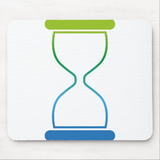 Hour Glass Mouse Pad