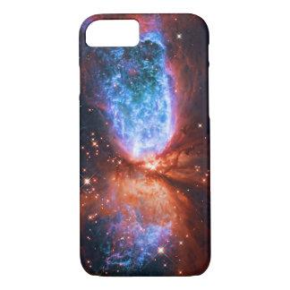 Hour Glass Nebula in Constellation Cygnus iPhone 8/7 Case