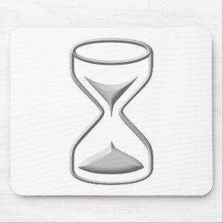 Hour Glass / Timer Mouse Pad