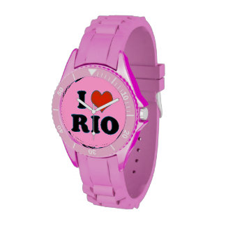 hour time in Rio Watches
