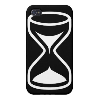 Hourglass Cover For iPhone 4
