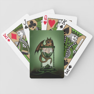 Hourglass Dragon Bicycle Playing Cards