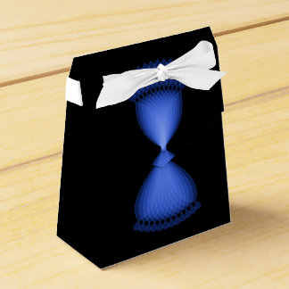 Hourglass Favor Box