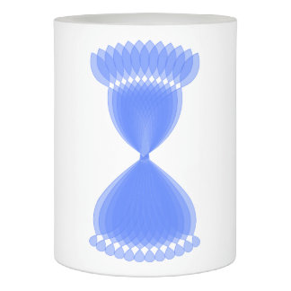 Hourglass Flameless Candle