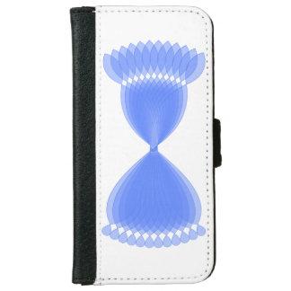 Hourglass iPhone 6/6s Wallet Case