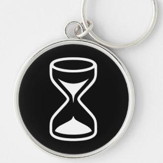 Hourglass Keychain