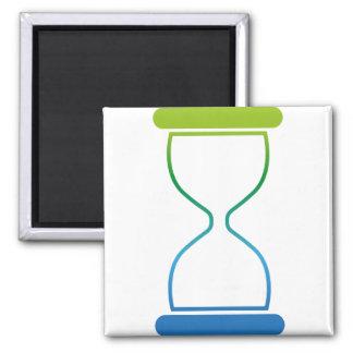Hourglass Magnet