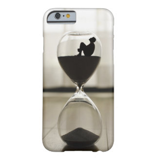 Hourglass mobile phone case for iphone & Samsung.