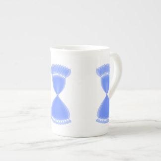 Hourglass Tea Cup