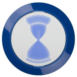 Hourglass USB Charging Station